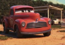 smokey personnage character disney pixar cars 3
