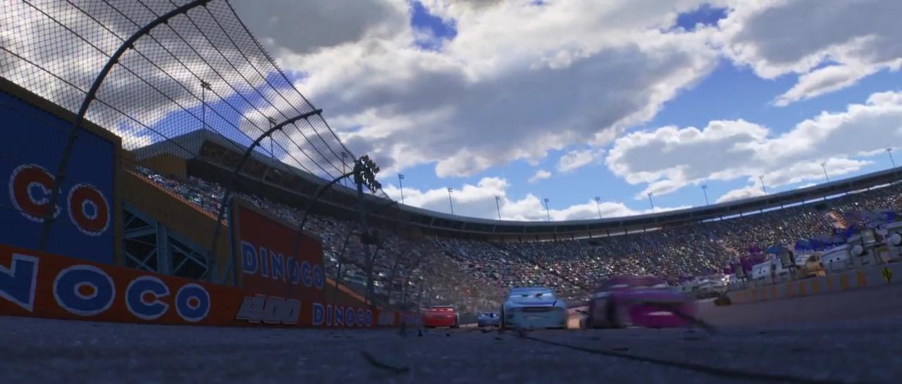 terry kargas personnage character cars 3 pixar disney