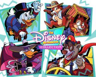 Disney jeu vidéo Disney Afternoon Collection