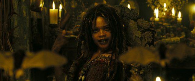 tia dalma  personnage character pirate caraibes secret coffre maudit dead man chest disney