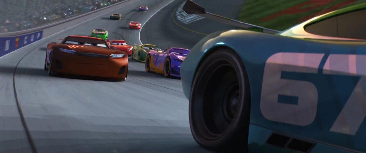tim treadless personnage character cars disney pixar