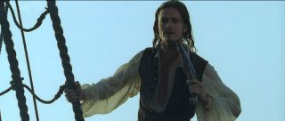 will turner personnage pirate caraibes malediction black pearl disney character caribbean curse