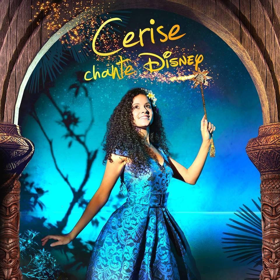 Disney album musiques Cerise Chante Disney