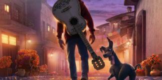 affiche poster pixar disney coco
