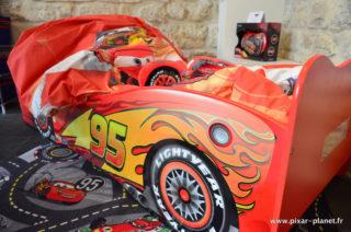 cars 3 produits dérivés chambre enfant