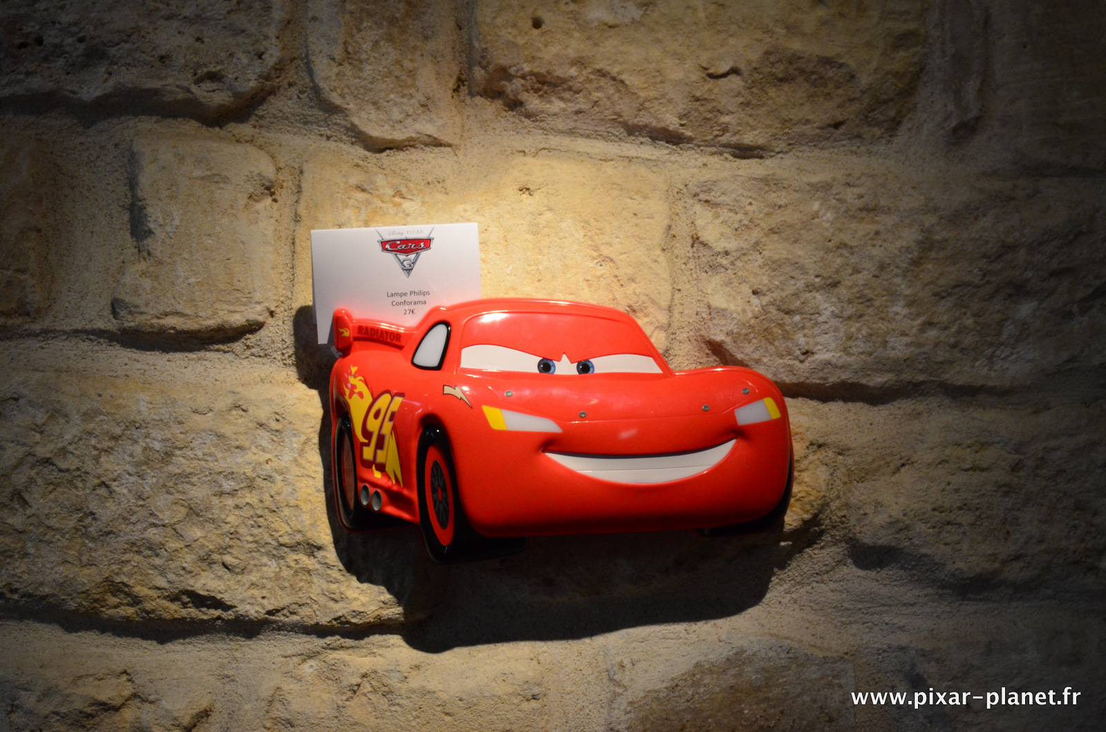 Cars 3 the derivative products coming out pixar for Chambre cars