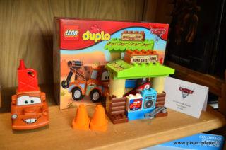 Cars 3 produits dérivés jouets