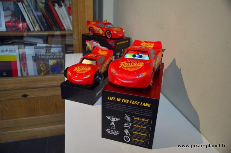 """""""Cars 3"""" : les produits dérivés débarquent !"""