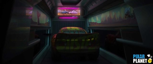 clin oeil easter egg disney pixar cars 3