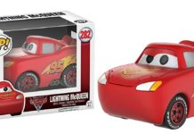 flash mcqueen lightning funko cars 3 pixar disney
