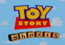 logo toy story treats shorts pixar disney