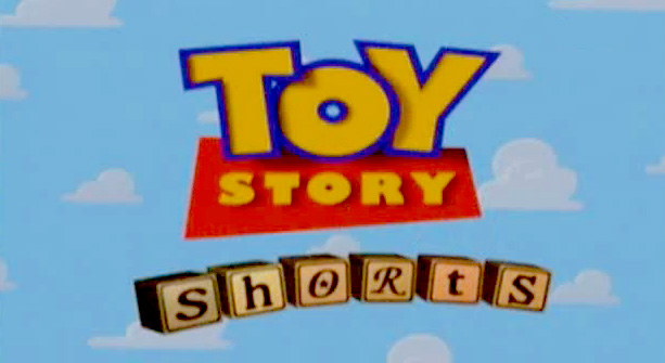 logo toy story treats shorts pixar disney