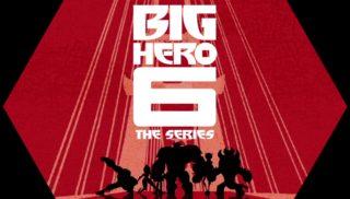 Disney Les nouveaux héros générique serie