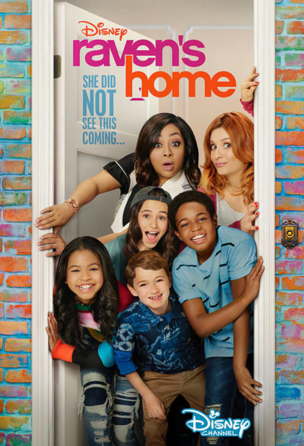 Disney Channel Raven's Home Affiche