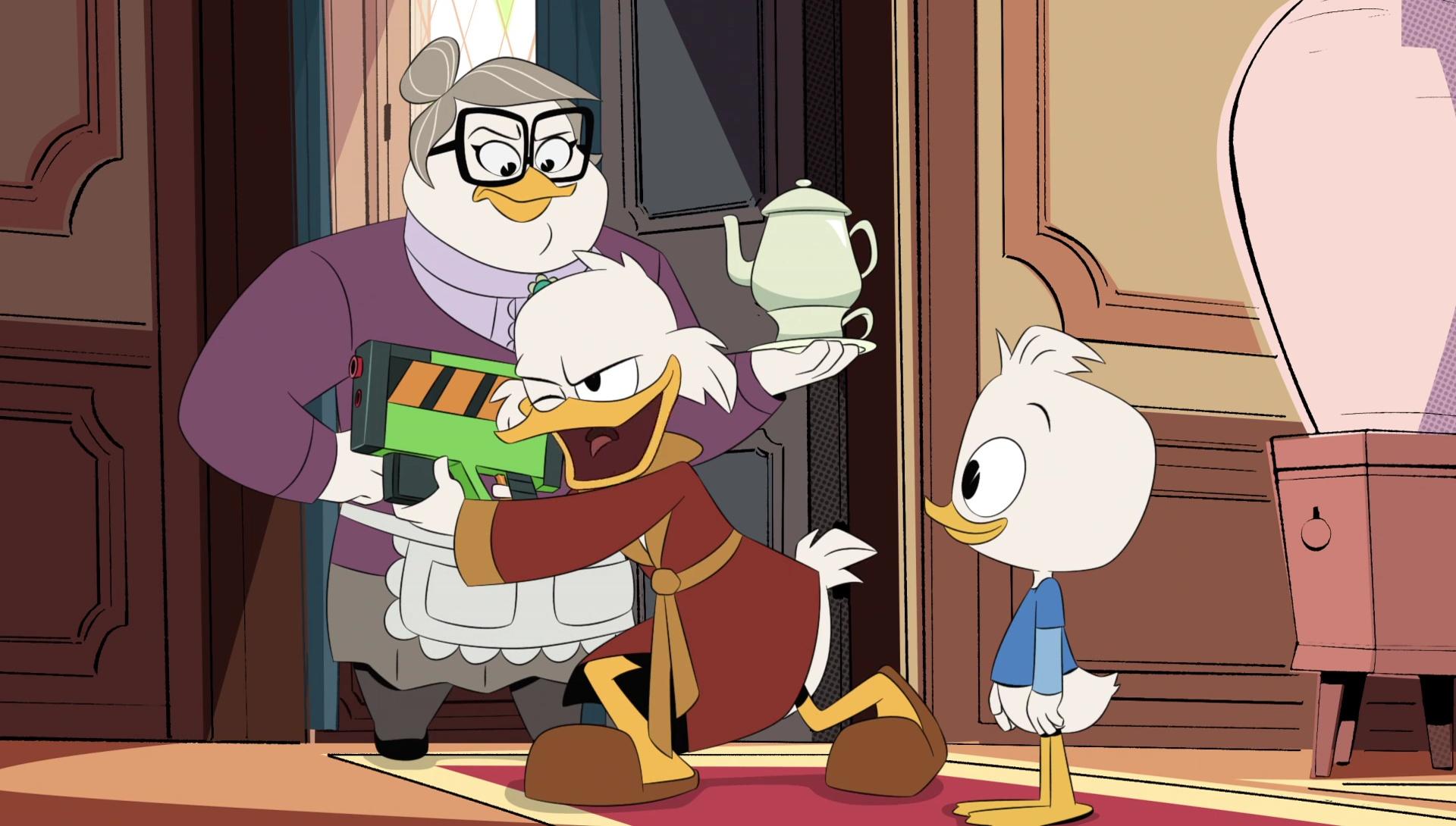 Disney Disney XD La Bande à Picsou reboot