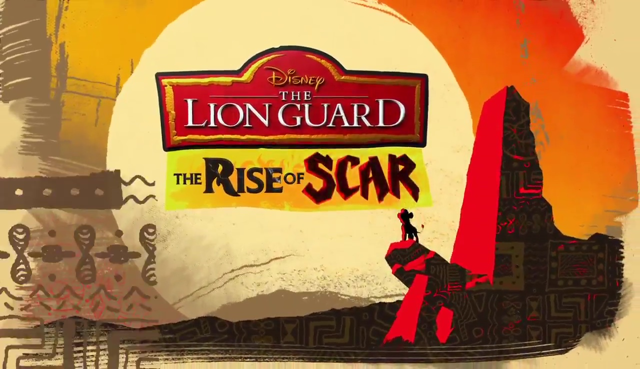 La Garde du Roi Lion Rise of Scar Disney Channel Disney Junior