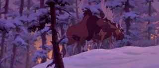 rutt muche personnage character disney frère ours brother bear
