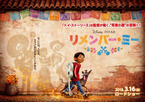 pixar disney affiche poster coco