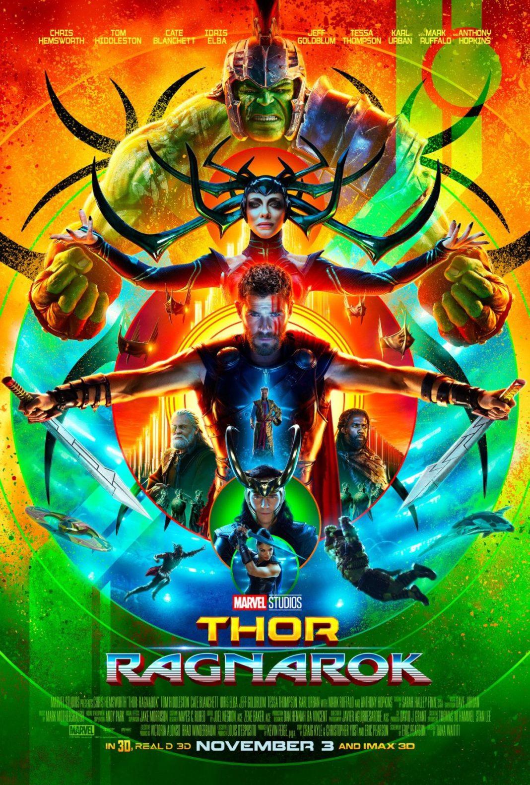 Thor ragnarok nouvelle bande annonce et affiche for Plante x ragnarok