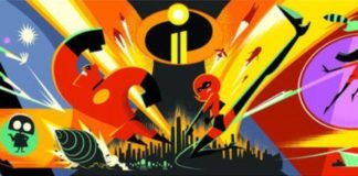 artwork les indestructibles 2 pixar disney incredibles
