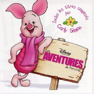 aventures porcinet bande originale disney soundtrack Piglet