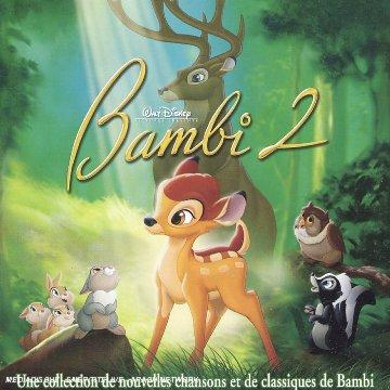 bambi 2 bande originale soundtrack disney