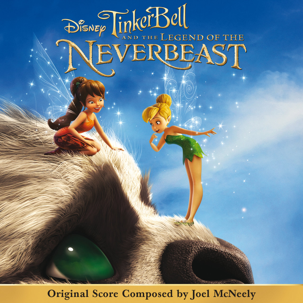 clochette tinkerbell creature legendaire neverbeast legend bande originale disney soundtrack