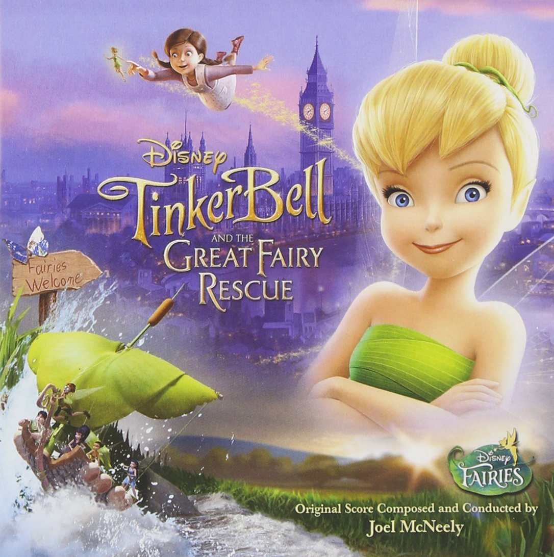 clochette expedition feerique bande originale great fairy rescue soundtrack disney tinker bell