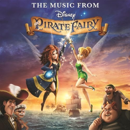 clochette fee fairy pirate tinkerbell bande originale disney soundtrack