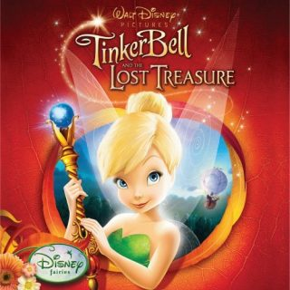 clochette pierre lune bande originale tinker bell lost treasure disney soundtrack