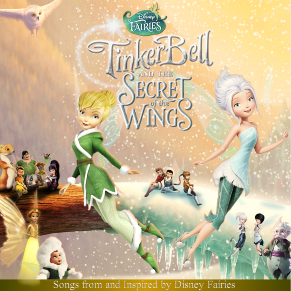 clochette secret fee bande originale wings tinkerbell disney soundtrack