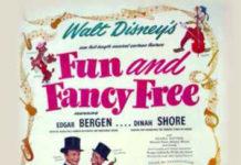 disney bande originale soundtrack coquin printemps fun fancy free