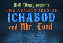 crapaud maitre ecole bande originale soundtrack disney Ichabod and Mr Toad