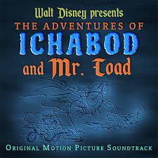 crapaud maitre ecole bande originale soundtrack disney Ichabod and Mr Toad