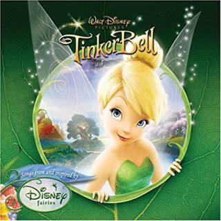 fee clochette bande originale tinkerbell soundtrack disney