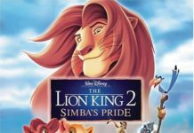 disney bande originale soundtrack roi lion 2 king