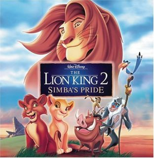 disney bande originale soundtrack roi lion 2 king