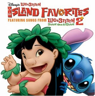 lilo stitch 2 hawai probleme bande originale soundtrack disney glitch