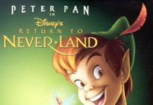 peter pan 2 retour pays imaginaire disney bande originale soundtrack return neverland