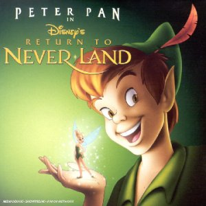 peter pan 2 retour pays imaginaire disney bande originale soundtrack return neverland