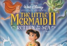 petite sirene 2 bande originale disney retour ocean soundtrack return sea