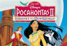 pocahontas 2 monde nouveau journey new world bande originale disney soundtrack