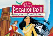 pocahontas 2 monde nouveau journey new world bande originale disney soundtrack