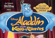 retour jafar aladdin roi voleur bande originale thief return soundtrack disney