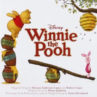 winnie pooh ourson bande originale soundtrack disney