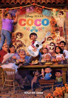 affiche pixar coco disney poster