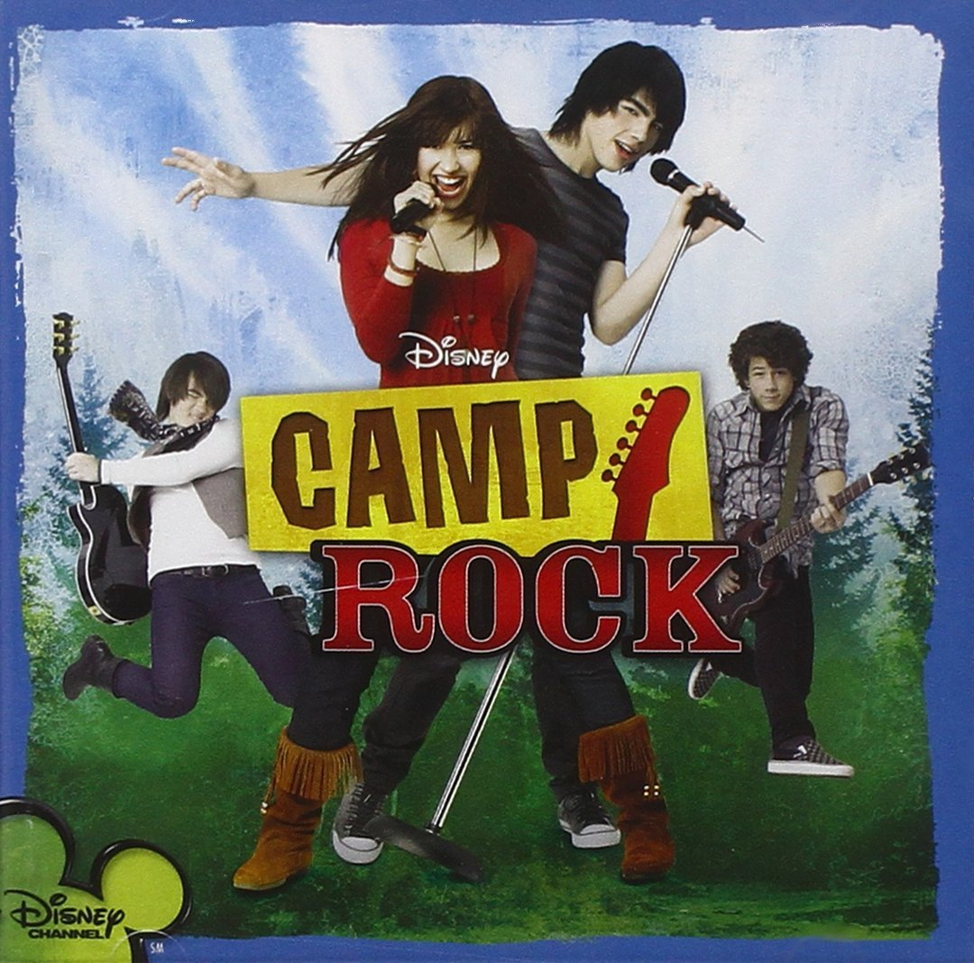 camp rock bande originale disney channel soundtrack