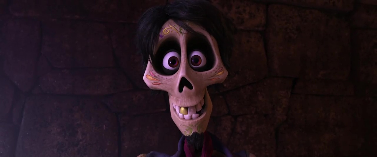 pixar disney coco capture