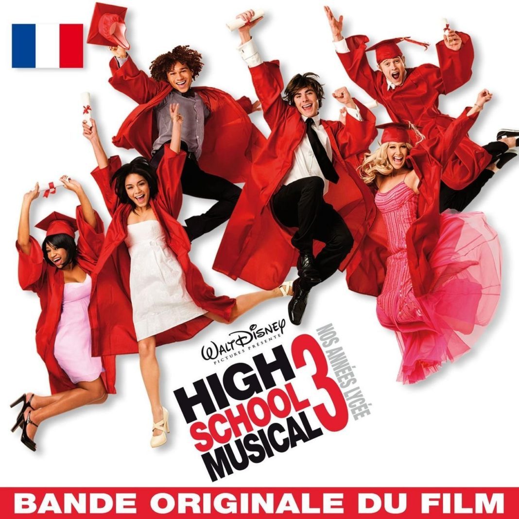 high school musical bande originale disney soundtrack 3 années lycee senior year