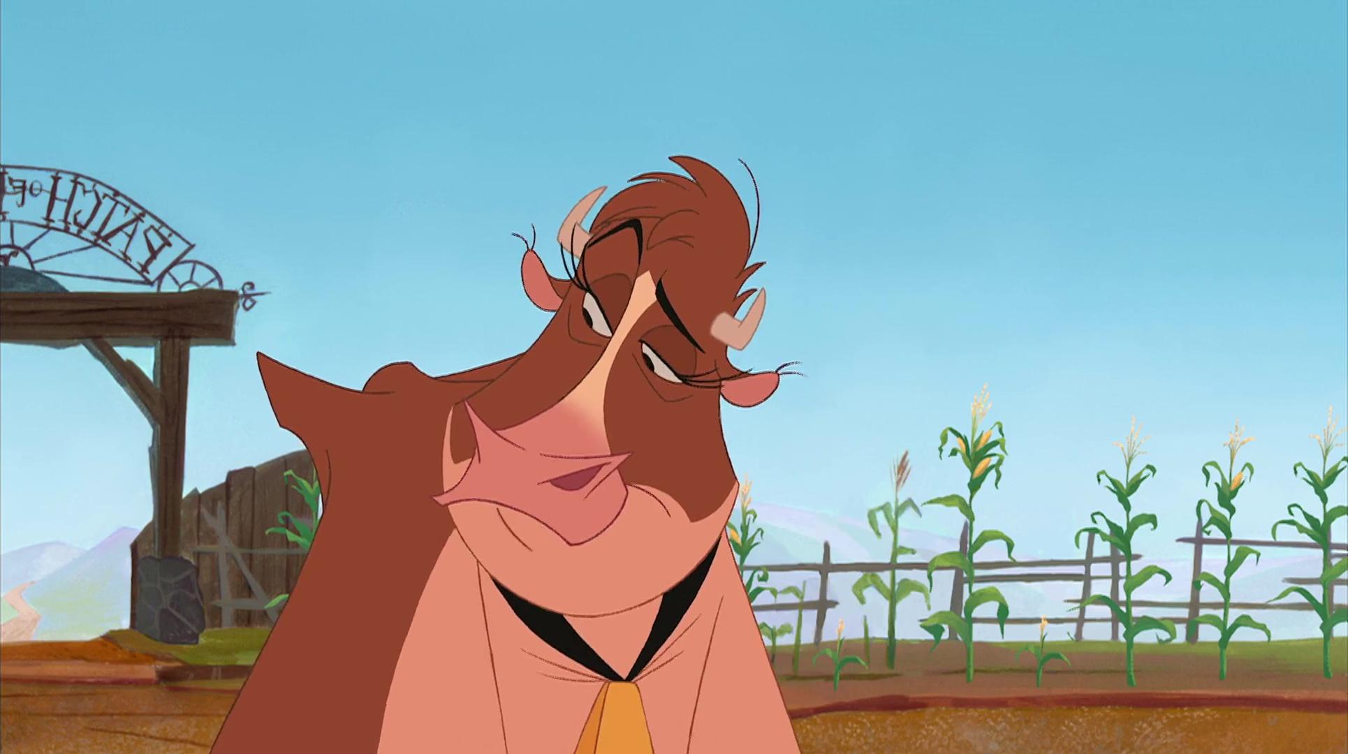 Les Répliques Dans La Ferme Se Rebelle Disney Planet